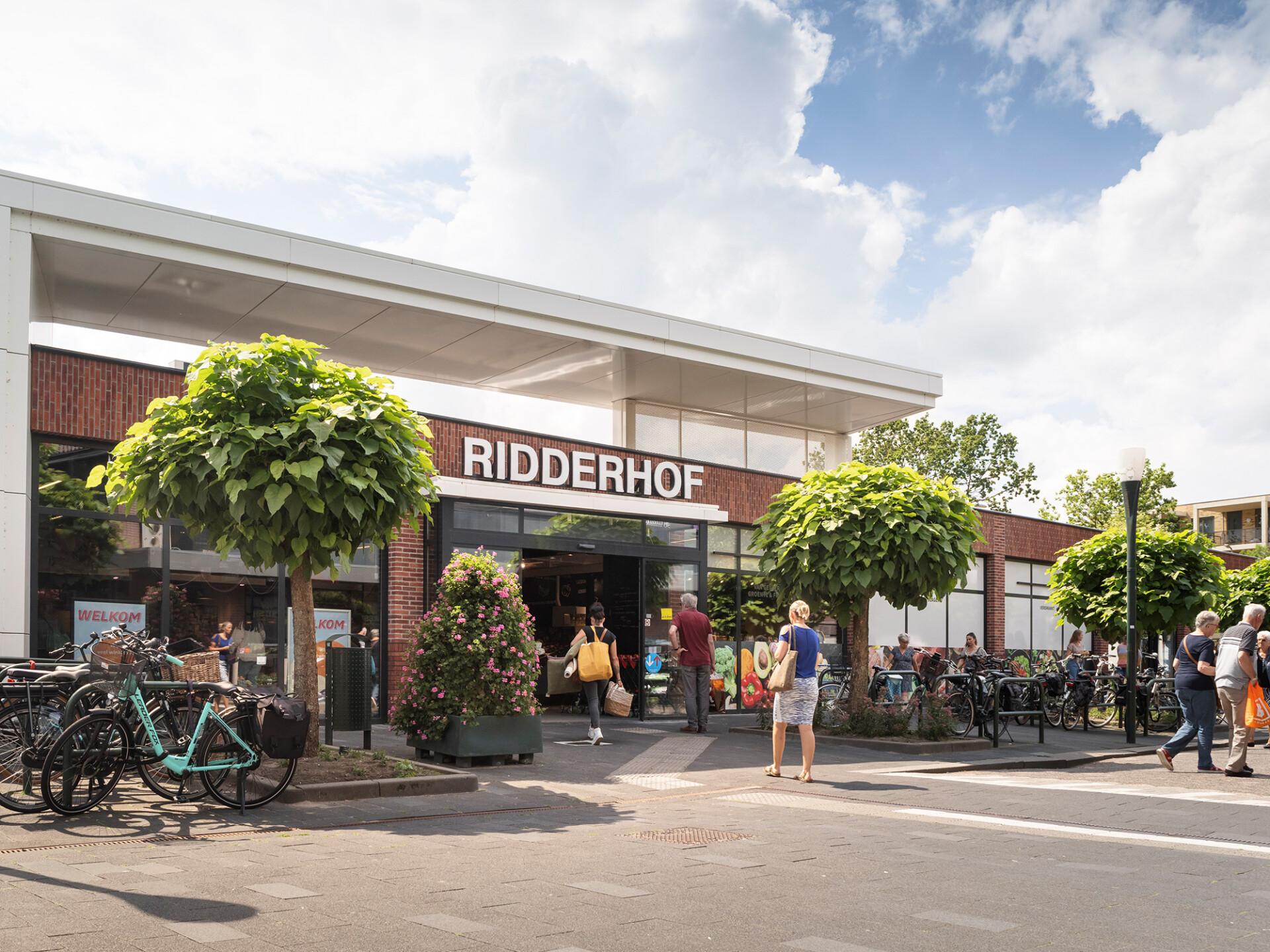 Winkelcentrum Ridderhof